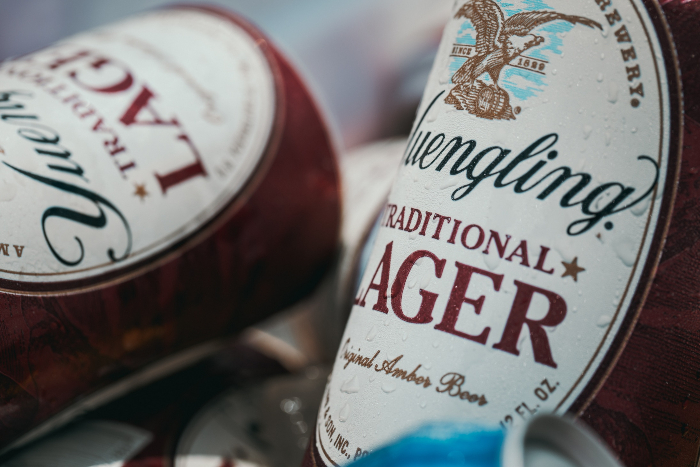 yuengling beer bottles